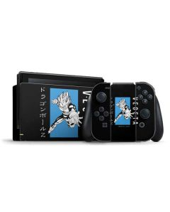 Vegeta Combat Nintendo Switch Bundle Skin