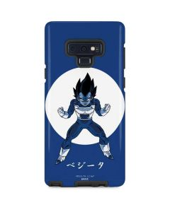 Vegeta Monochrome Galaxy Note 9 Pro Case