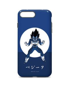 Vegeta Monochrome iPhone 7 Plus Pro Case
