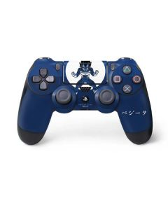 Vegeta Monochrome PS4 Controller Skin