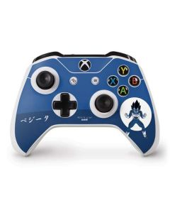 Vegeta Monochrome Xbox One S Controller Skin