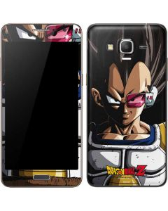 Vegeta Portrait Galaxy Grand Prime Skin