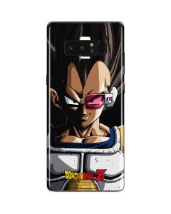 Vegeta Portrait Galaxy Note 8 Skin