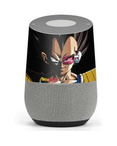 Vegeta Portrait Google Home Skin