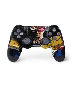 Vegeta Portrait PS4 Controller Skin