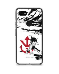 Vegeta Wasteland Google Pixel 3a Clear Case