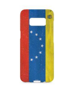 Venezuela Flag Distressed Galaxy S8 Plus Lite Case