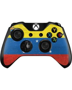 Venezuela Flag Distressed Xbox One Controller Skin