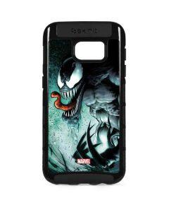 Venom Is Hungry Galaxy S7 Edge Cargo Case