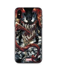 Venom Shows His Pretty Smile iPhone XS Max Skin