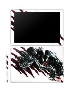 Venom Slashes Galaxy Book 12in Skin