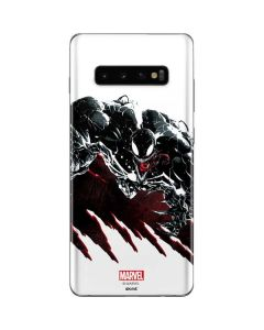 Venom Slashes Galaxy S10 Plus Skin