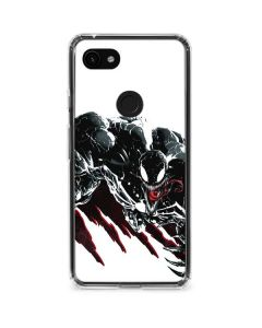 Venom Slashes Google Pixel 3a XL Clear Case