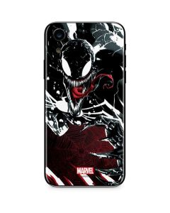 Venom Slashes iPhone XR Skin