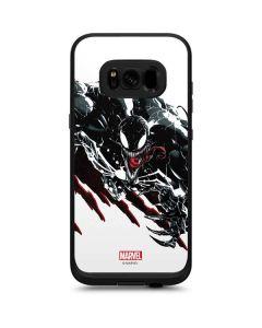 Venom Slashes LifeProof Fre Galaxy Skin