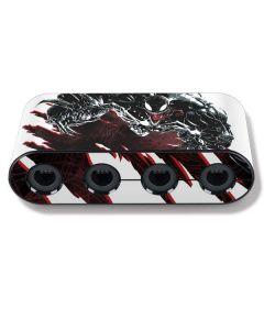 Venom Slashes Nintendo GameCube Controller Adapter Skin
