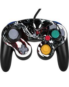 Venom Slashes Nintendo GameCube Controller Skin