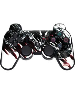 Venom Slashes PS3 Dual Shock wireless controller Skin
