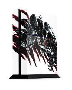 Venom Slashes PS4 Console Skin