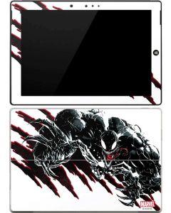 Venom Slashes Surface 3 Skin