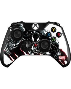 Venom Slashes Xbox One Controller Skin