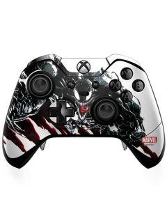 Venom Slashes Xbox One Elite Controller Skin