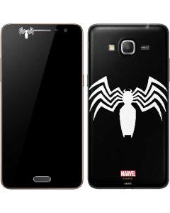 Venom Symbiote Symbol Galaxy Grand Prime Skin