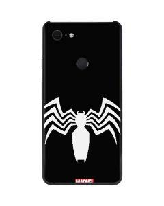 Venom Symbiote Symbol Google Pixel 3 XL Skin