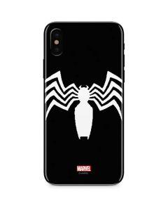 Venom Symbiote Symbol iPhone XS Max Skin
