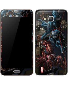 Venom vs Carnage Galaxy Grand Prime Skin