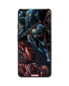 Venom vs Carnage Google Pixel 3 XL Skin