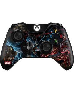 Venom vs Carnage Xbox One Controller Skin