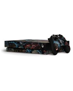 Venom vs Carnage Xbox One X Bundle Skin