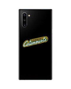 Vermont Catamounts Galaxy Note 10 Skin