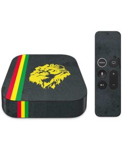 Vertical Banner - Lion of Judah Apple TV Skin