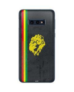 Vertical Banner - Lion of Judah Galaxy S10e Skin