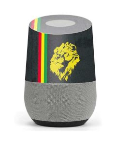 Vertical Banner - Lion of Judah Google Home Skin
