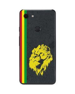 Vertical Banner - Lion of Judah Google Pixel 3 XL Skin