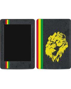 Vertical Banner - Lion of Judah Amazon Kindle Skin