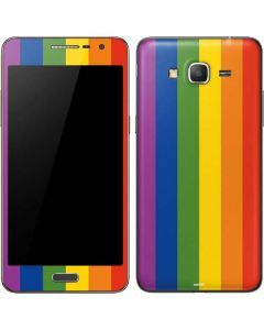 Vertical Rainbow Flag Galaxy Grand Prime Skin