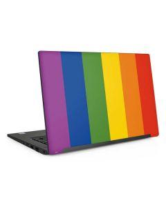 Vertical Rainbow Flag Dell Latitude Skin