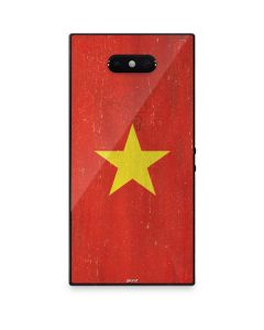 Vietnam Flag Distressed Razer Phone 2 Skin