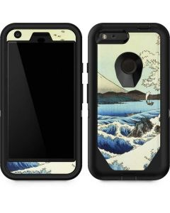 View from Satta Suruga Province Otterbox Defender Pixel Skin