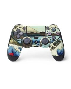 View from Satta Suruga Province PS4 Pro/Slim Controller Skin