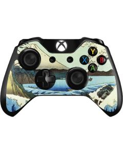 View from Satta Suruga Province Xbox One Controller Skin