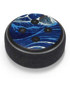 View of the Naruto whirlpools at Awa Amazon Echo Dot Skin
