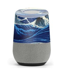 View of the Naruto whirlpools at Awa Google Home Skin