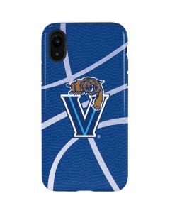 Villanova Basketball Print iPhone XR Pro Case