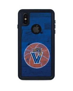 Villanova Wildcats Basketball iPhone X Waterproof Case