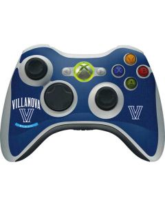 Villanova Wildcats Xbox 360 Wireless Controller Skin